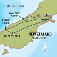 New Zealand Hiking & Kayaking