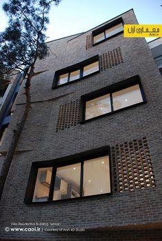 Image result for نمای ساختمان مسکونی