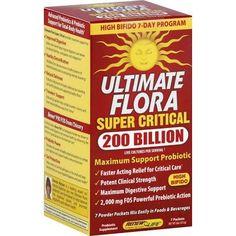 ultimate flora mega potent 150 billion - Google Search