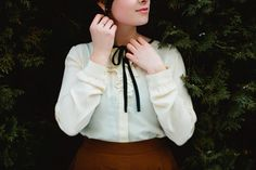 Fashion Blogger | Sweater & a Pen