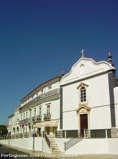 Igreja de São Pedro - Estremoz - Portugal