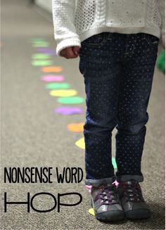 A Differentiated Kindergarten: Nonsense Word Play for a Rainy Day