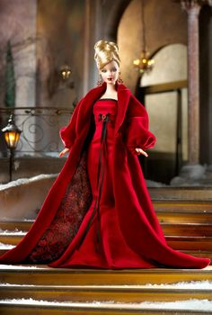 Winter Concert™ Barbie® Doll | Barbie Collector 2002