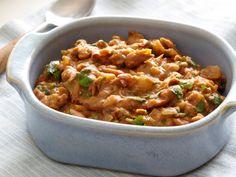 Refried Beans recipe from Ellie Krieger via Food Network