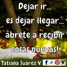 Abre las manos y suelta lo que ya no es útil, seguro llegarán cosas nuevas a alegrar tu vida. #Ekánta #Reiki #CerrarCiclos #Cristales #SonidoSanador #TatianaSuárezV #Medellín #PNL