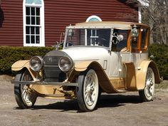 1919 Locomobile Model 48 6-fender Town Car by A.T. Demarest