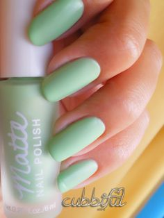 cubbiful: The Swatch Game - H&M Polishes