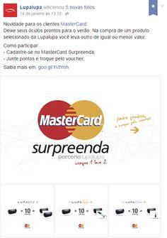 Mastercard Surpreenda + Lupalupa