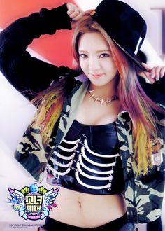 SNSD IGAB Photocard Scan-Hyoyeon so #pretty