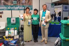 ShelterBox Global Scout Partnerships Coordinator Melissa Casagrande with Rotarians from Krasnodar, Russia who assisted with ShelterBox's deployment in Russia in How To Raise Money, Rotary, Nepal, Stove, Shelter, Russia, Box, Ideas, Snare Drum