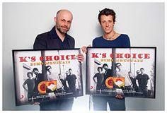 Official K's Choice site & Sarah Bettens