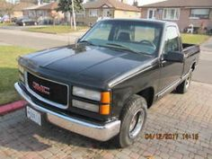 Classic 1998 GMC Sierra 1500 Shortbox Pickup Excellent Condition