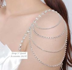 Cheap jewelry bible, Buy Quality necklace directly from China necklace navy Suppliers: Top quality Rhinestone Bridal shoulder chain wedding shoulder necklace jewelry Party necklace Wedding Dress Bra, Wedding Dress Shopping, Bridal Wedding Dresses, Dress Prom, Shoulder Jewelry, Shoulder Necklace, Bridal Bra, Wedding Jewelry, Rhinestone Bra