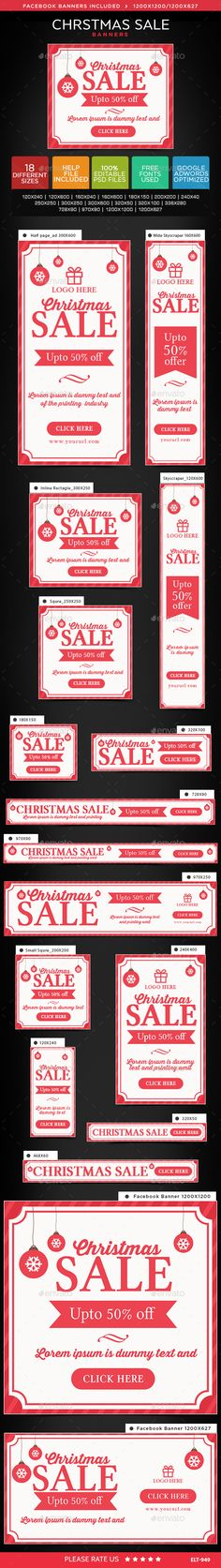Promote your Products and services with this great looking Banner Set. 16 awesome quality banner template PSD files ready for you