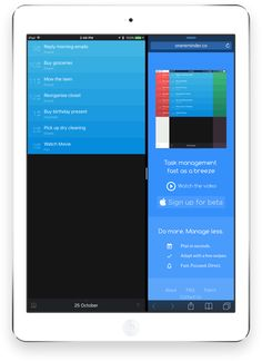 Sorted for iOS  Fast task scheduling reminders and to-do lists
