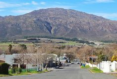 This predominantly farming town has a lot to offer visitors, while still retaining its small town charm. Provinces Of South Africa, Sore Eyes, Tree Line, International Airport, Small Towns, Trek, Dolores Park