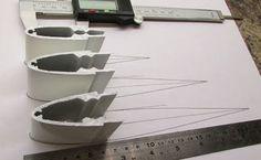 Duckworks - Extruded Aluminium Hydrofoils