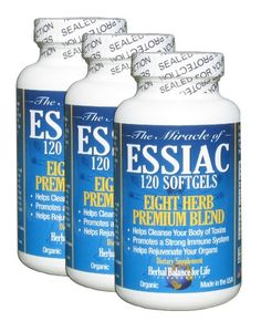 Essiac Tea by Herbal Balance For Life offers an upgraded eight-herb tea formula in a proprietary formula perfected by Rene Caisse RN and Charles Brusch MD. We at Herbal Balance For Life Inc. recomme...