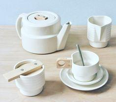 """3,333 Likes, 14 Comments - db - design bunker (@designbunker) on Instagram: """"Brutalist inspired ceramic design by Emma Johnson! Go to @designbunker for more! #ceramic #ceramics…"""""""