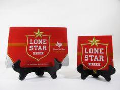 Lone Star Beer Coaster