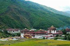 Thimphu, capital of Bhutan