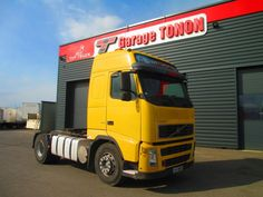 Tracteur routier Volvo Fh12 occasion