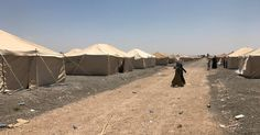 "Iraqi Security Forces have forcibly relocated at least 170 families with alleged Islamic State members to a closed ""rehabilitation camp"" east of Mosul, Human Rights Watch said today. Local authorities are also demanding the eviction of families thought to have ties to the Islamic State (also known as ISIS), many of whom have been the target of threats and attacks."