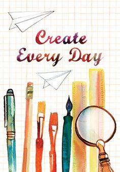 Create Everyday Journal