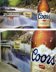 Coors Banquet Brews Up Beautiful Ad Campaign