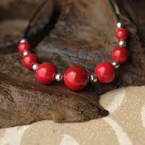 Résultats de recherche d'images pour «tibetan necklace handmade»