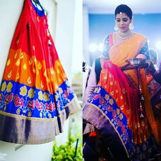 Exclusive Collection of Indian Celebrity Sarees and Designer Blouses Indian Gowns, Indian Attire, Indian Wear, Indian Style, Indian Wedding Outfits, Indian Outfits, Wedding Dress, Half Saree Designs, Blouse Designs