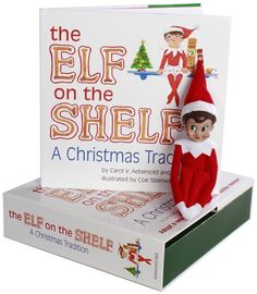 Elf on the Shelf | Things 2000s Kids Will Be Nostalgic About