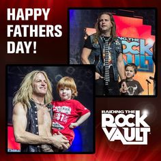 Doug Aldrich: Raiding the Rock Vault - Happy Fathers day to all the Dads out there!
