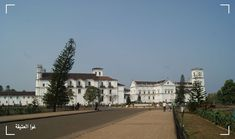 Discover India: Old Goa, the portuguese abandoned city in India. A unesco world heritage site.