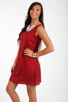 Game Day Dress www.themintjulepboutique.com