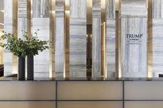 top italian interior design Trump Towers Pune in India