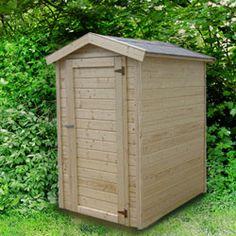 Petit mod le d 39 une superficie ext rieure de 2 5m cet abri est dot d 39 une double porte - Un abri de jardin est il imposable ...