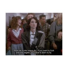 heathers | Tumblr ❤ liked on Polyvore featuring backgrounds, fillers and movies