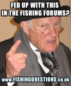 Beginner & experienced anglers we need you, if you have a question about fishing and would like to ask it without worry of being flamed. Or a seasoned angler who likes to share their knowledge with others in a polite and patient way. Check out Fishing Questions the questions & answer website for fishing enthusiasts.