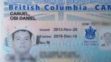 pastafarian minister wears a colander as religious headgear in his driver's licence photo