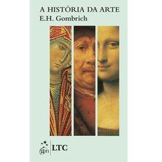 Livro - A História da Arte (Pocket Edition) - E. H. Gombrich - Artes no Pontofrio.com