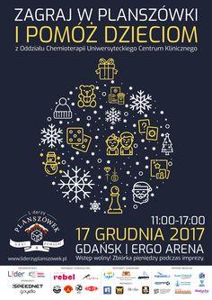 Graj i Pomagaj w Ergo Arenie ! 17.12.17 w godzinach 11.00-17.00