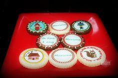 Red little Hood cookies by Hadas y Grumetes