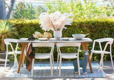 Copenhagen Outdoor Dining Table | Matt Blatt