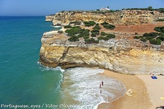 Praia do Barranquinho - Portugal by Portuguese_eyes, via Flickr