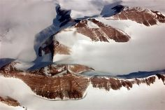Aerial view of the Transantarctic Mountains. Photograph by: Peter Rejcek, National Science Foundation, Date Taken: November 2011 National Science Foundation, Kilimanjaro, Aerial View, Photo Library, Arctic, Pole Sud, Photos, Image, Landscapes