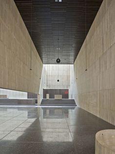 Iglesia San Jorge @ Pamplona, Spain - 2008 by Tabuenca & Leache