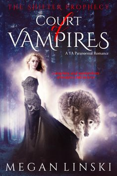 I have exciting news! My newest paranormal romance, Court of Vampires, #1 of The Shifter Prophecy, is currently competing for a publishing contract with AMAZON
