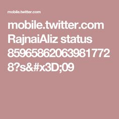 mobile.twitter.com RajnaiAliz status 859658620639817728?s=09