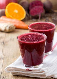 Resultado de imagen para jugo de remolacha zanahoria y manzana